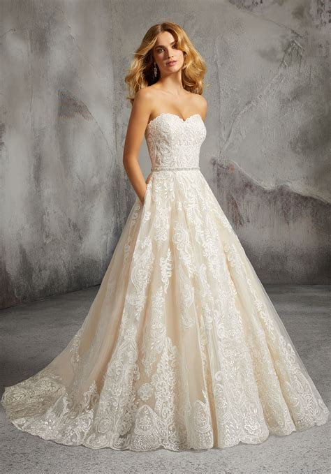 Wedding Gowns by Wedding Dress Style 8273 Morilee