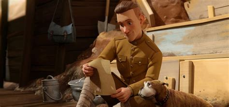 Is Sgt Stubby Real Five Animated To Look Forward To In 2018 Animationxpressanimationxpress