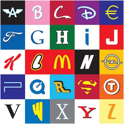 logo alphabet sporcle alfabeto corporativo microsiervos arte y dise 241 o