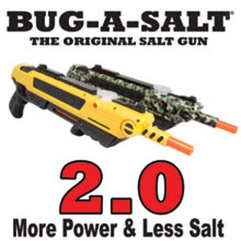 Bug A Salt 2 0 Pistol Pembasmi Serangga bug a salt 2 0 insect eradication gun