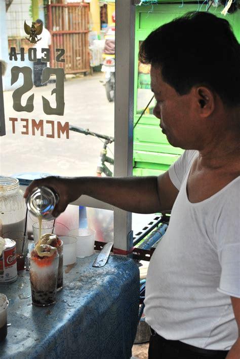 Freezer Box Palembang kacang beans the travel tart