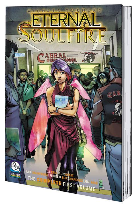Eternal Soul Vol 2 Yuana Kazumi aspen comics january 2017 solicitations comics news