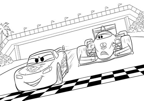 coloring book pages lightning mcqueen free printable lightning mcqueen coloring pages for