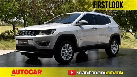 jeep india quot jeep compass quot autocar india