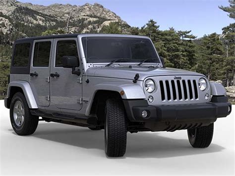 Jeep In India Jeep Wrangler Unlimited Petrol Launched In India Launch