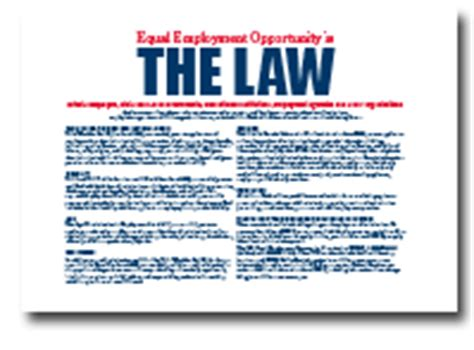 printable equal employment opportunity poster pinellas county government pinellas county florida