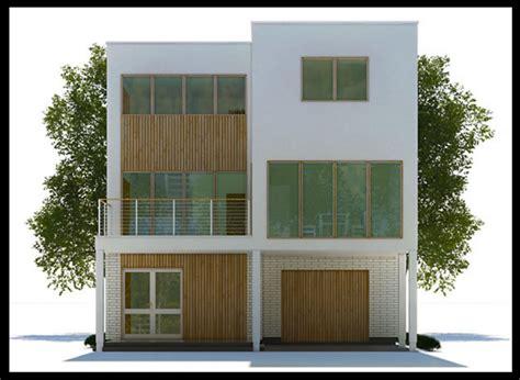 tre casa plano de casa de 3 pisos y 210 metros