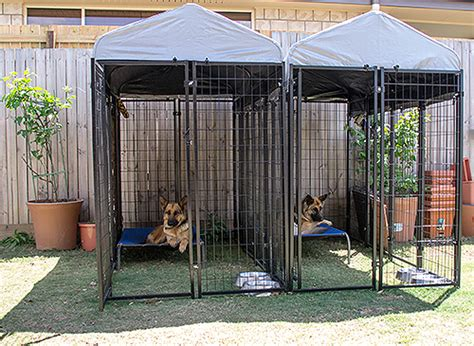 heat l for dog kennel cat cage bunnings cat run home made enclosures runs world