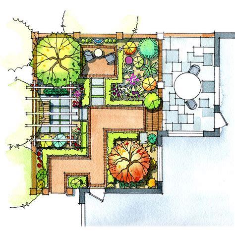 Contemporary Home Floor Plans
