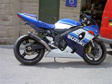 Suzuki K5 750 Gsx R600 750 K1 K5 Growler System