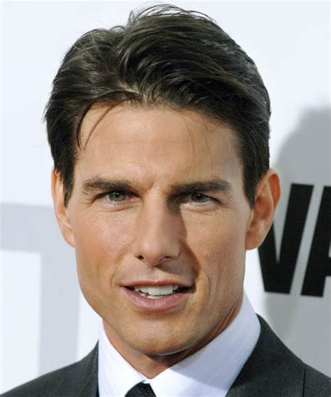 Tom Cruise Hairstyle by Tom Cruise Hairstyles Hairstyles