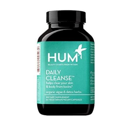 Daily Detox Hum Reviews by The Starter Guide To Supplements Glitter Guide
