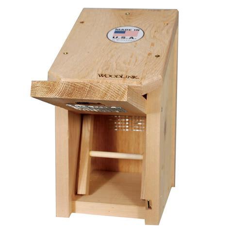 duncraft com cedar winter roosting box