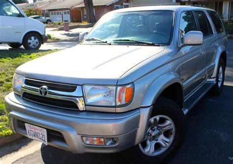 2002 Toyota 4runner Accessories 2002 Limited Silver 3rd Parts Toyota 4runner Forum