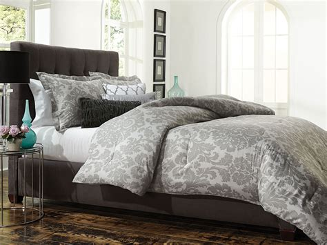 jaclyn smith 5 piece comforter set mayfair home bed