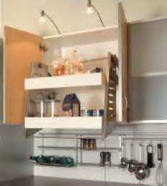 Pull Down Kitchen Cabinets Pull Down Storage For High Cabinets This Is Kinda Neat