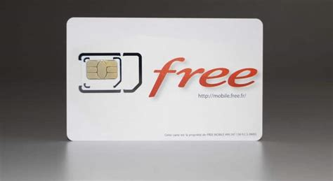 free mobile por free mobile d 233 sormais pour changer de carte sim vous