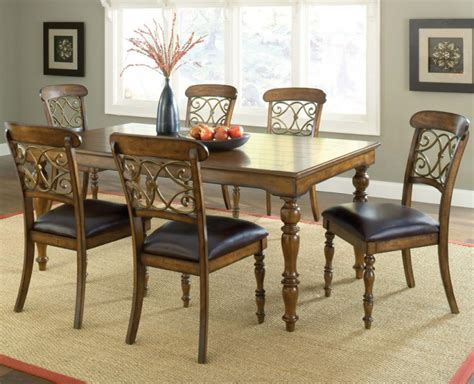 simple dining room table peenmedia