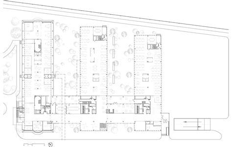 shanghai roche master plan office building exh design