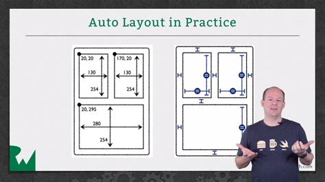 auto layout animation swift new video tutorial series auto layout