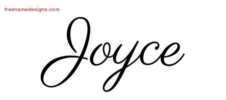 joyce archives free name designs