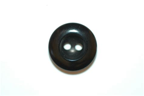 Button Black by Black Shirt Button