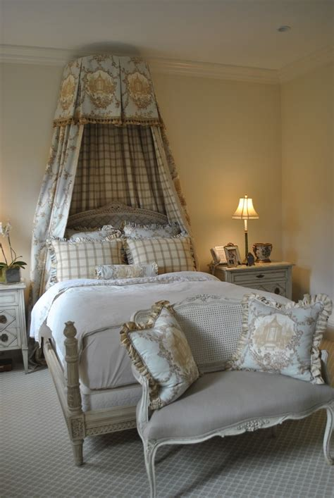french toile bedroom pretty bedroom love the toile fabric my home