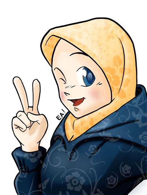kartun muslimah kartun muslimah instagram photos and videos gambar kartun muslimah lucu dan menggemaskan hijabnesia