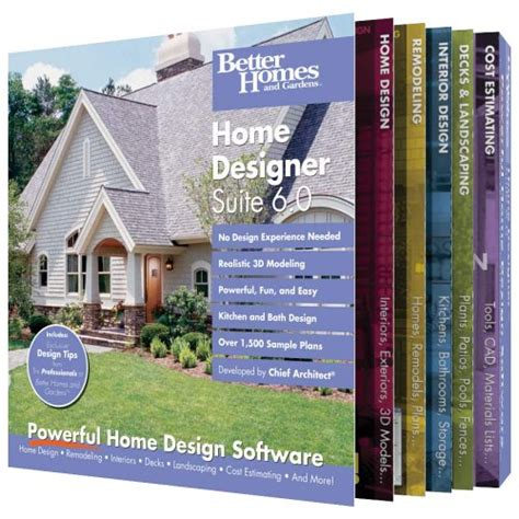awesome better homes and gardens home designer suite 6 0