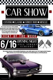 templates for car show flyers car show flyer www pixshark com images galleries with