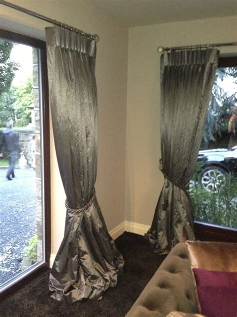 interlined curtains gallery briggate house interiors