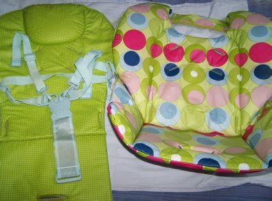 chicco baby high chair cover used spare coverharness for chicco polly highchair for