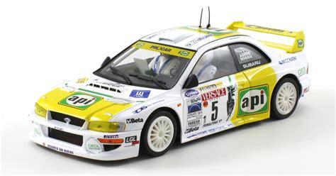 Terbaru Bburago 1 32 Rally Race Audi A5 Dtm Mattias Ekstrom 3 subaru impreza wrc api rally 2001 scaleauto 1 32 1 24 race tuned slot racing