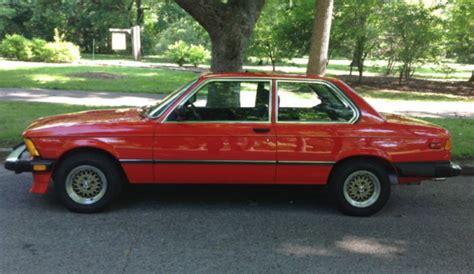 E30 Fog Lights by 49k Mile 1982 Bmw 320is German Cars For Sale Blog