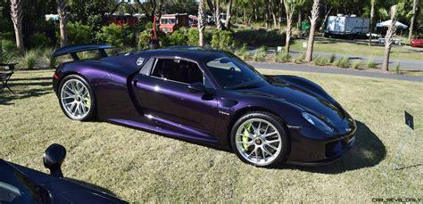 porsche 918 spyder 2015 black kiawah 2016 highlights 2015 porsche 918 spyder viola