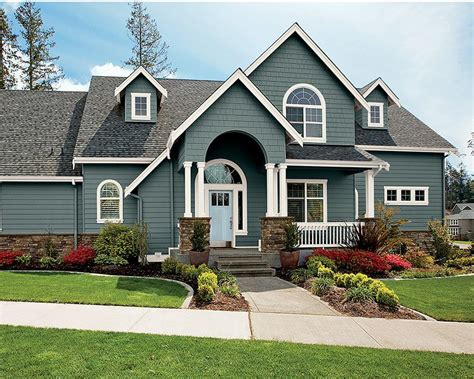popular exterior house paint colors get a little inspiration house exteriors exterior paint