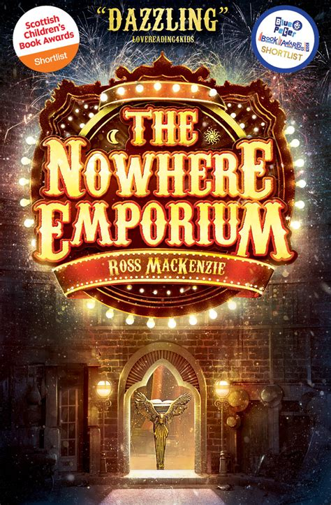 into the black nowhere an unsub novel books ross mackenzie the nowhere emporium at blackwell s
