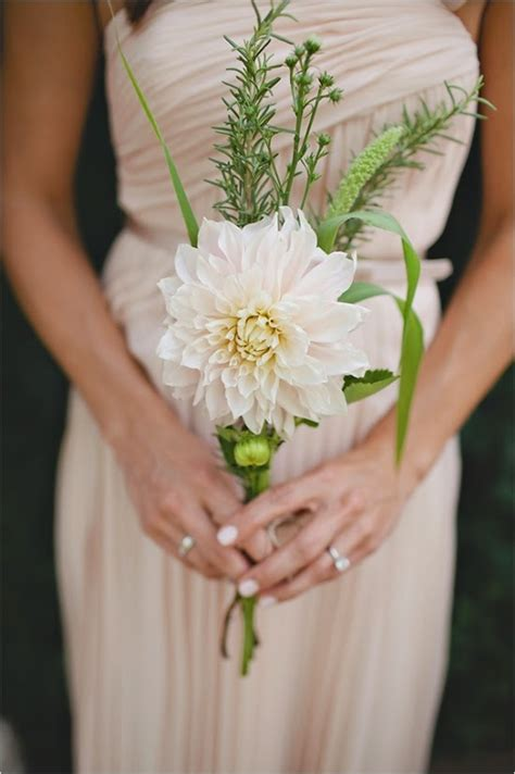 Bridesmaid Bouquet by Beautiful Bridal 15 Breathtaking Dahlia Bouquets
