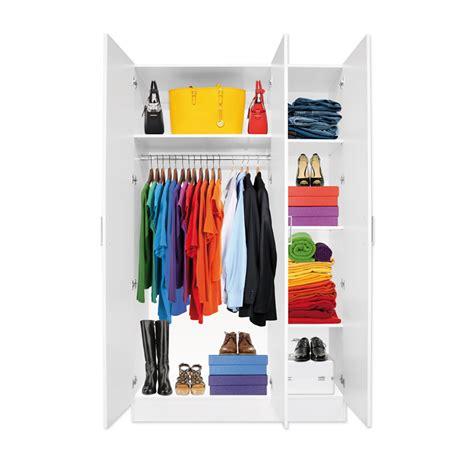 Bunnings Wardrobe by Bedford 2000 X 1200 X 468mm White 3 Door Wardrobe Unit
