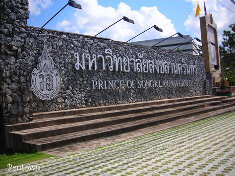 Mba Psu Hatyai by Hotel Dan Penginapan Dekat Prince Of Songkla