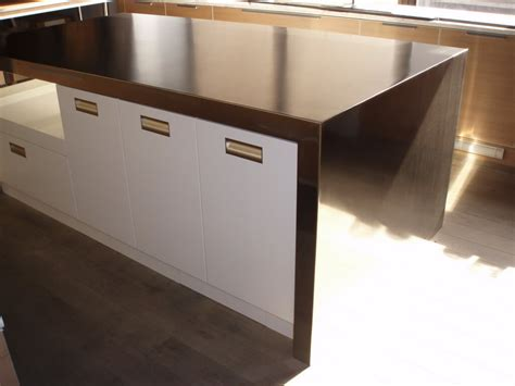 Stainless Steel For Countertops by Stainless Steel Countertops Custom