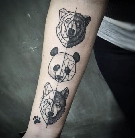 animal tattoo designs forearm 17 best ideas about animal tattoos on pinterest one line