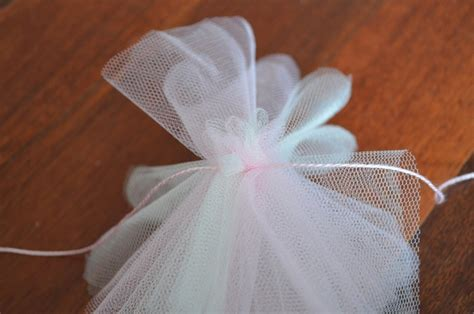 diy tulle flowers diy tulle flower lights 183 how to make lights 183 home diy on cut out keep