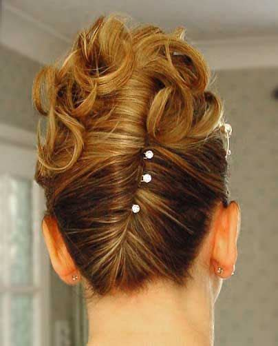 pin up wedding hairstyle hair styles