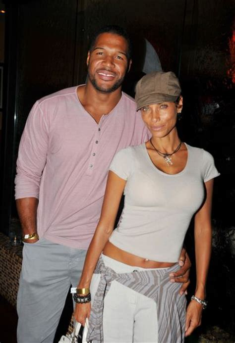 are nicole murphy michael strahan eloping 79 best images about michael strahan on pinterest emily