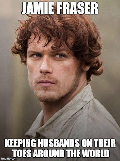 Jamie Meme - 18 outlander memes only true fans will understand