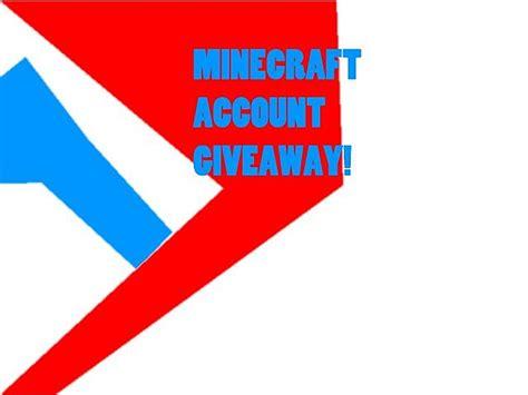 Free Minecraft Giveaway - free minecraft account giveaway minecraft blog