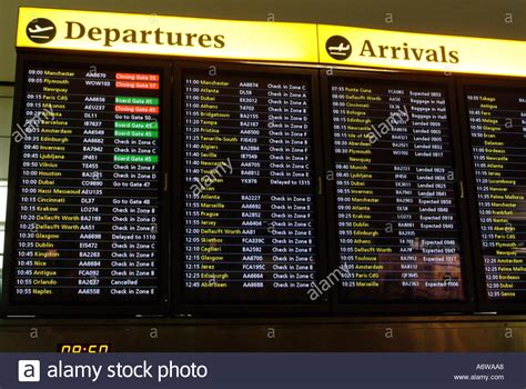 uk airport arrivals and departures information websites gatwick airport london england uk north terminal departure