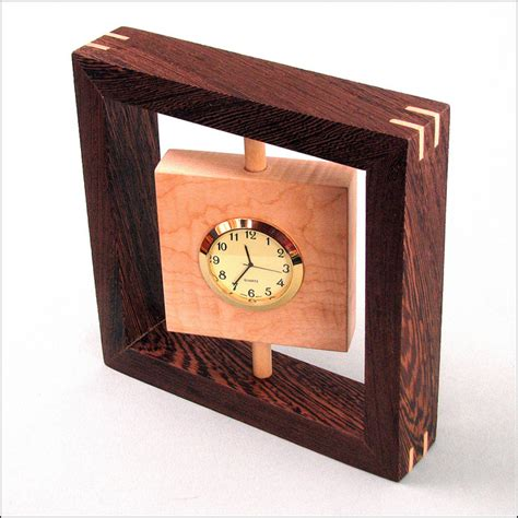 wooden desk clock plans pdf diy wood projects clock download wood pirate treasure