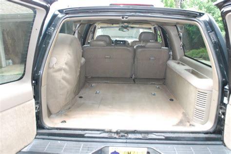 Chevrolet Suburban Interior Dimensions by 1998 Chevrolet Suburban Pictures Cargurus